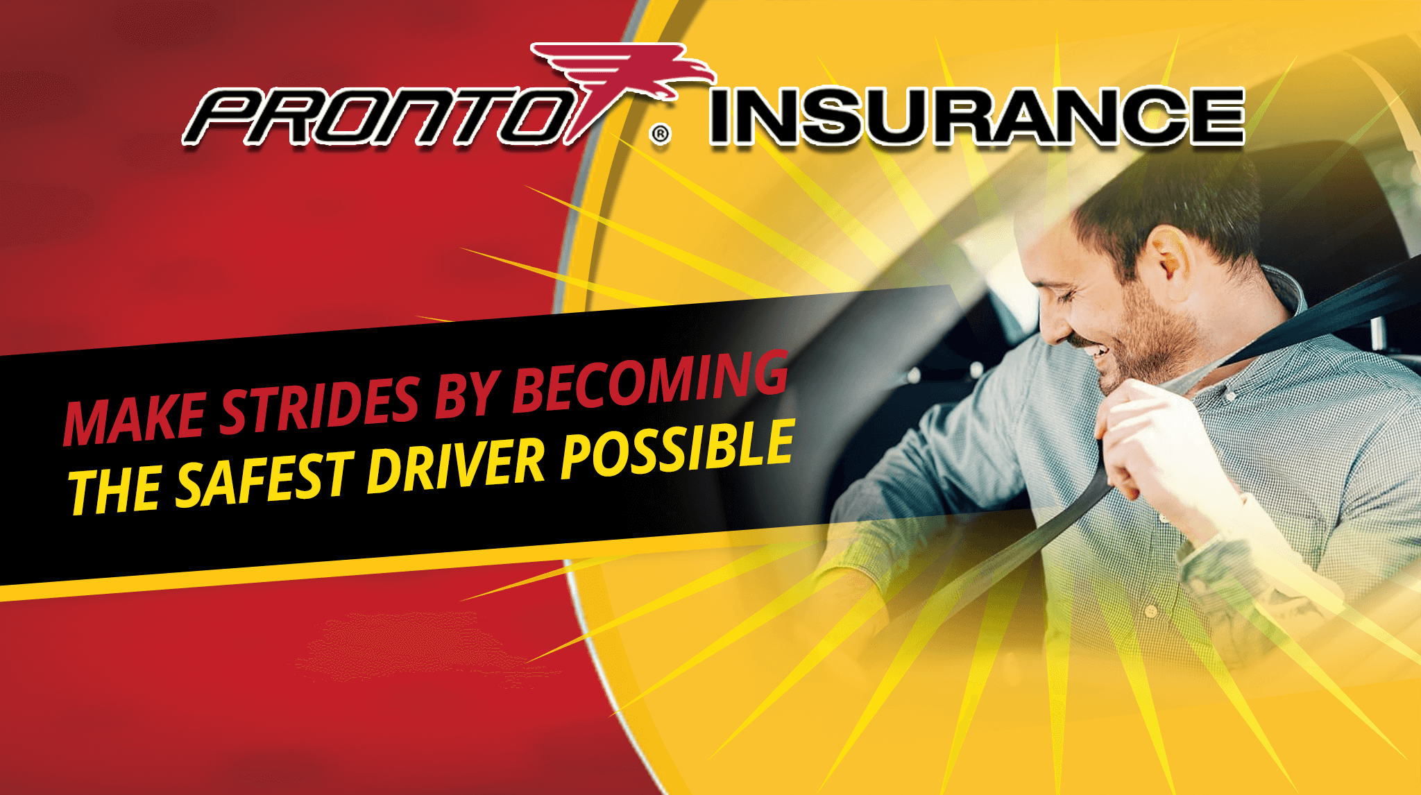 Make Strides by Becoming the Safest Driver Possible