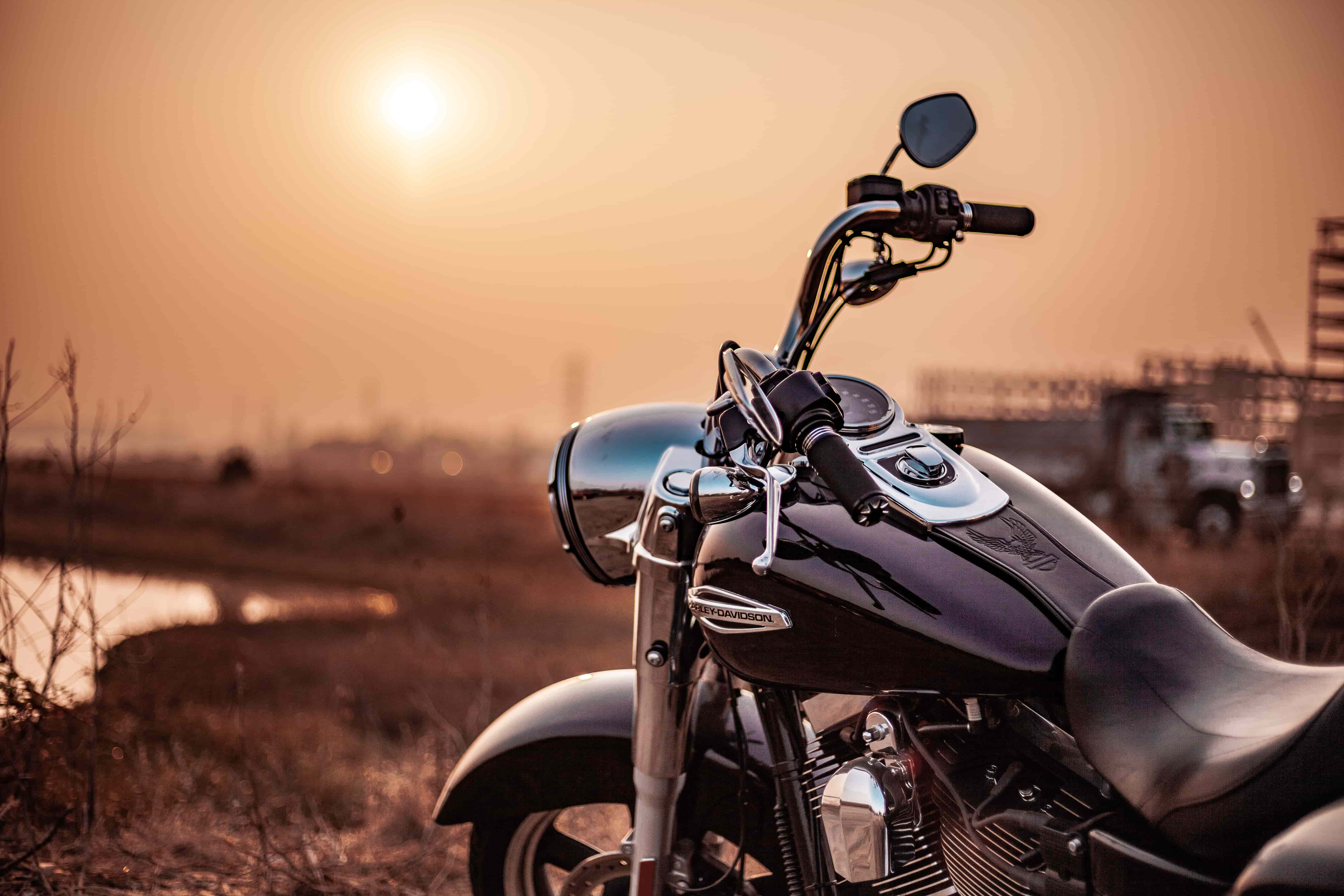 Motorcycle Theft Prevention: 4 Tips You Should Consider